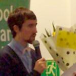 Sam Gayton wins Tower Hamlets Book Award 2013