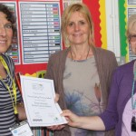 Harry Gosling Primary awarded first School Library Award