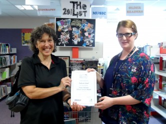 oaklands library award