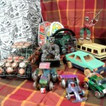 Toys made from recycled materials