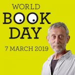 Michael Rosen on World Book Day 2019