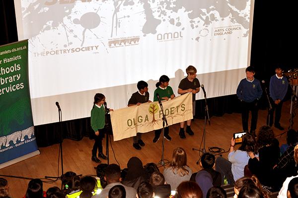 Olga Primary School group performance
