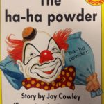 (blog) The ha-ha powder and other innuendo by bored writers